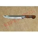 Aslankara Ağaç Saplı Kasap Bıçağı No.3